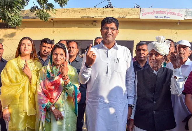 Haryana Election Results 2019 Live Updates
